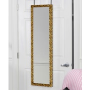 Mirrotek Over the Door Full Length Mirror