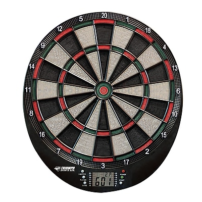 Triumph Sports USA Sparx Electronic Dartboard