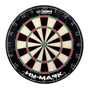 Triumph Sports USA Hy Mark Bristle Dartboard