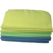 Zwipes Microfiber Cleaning Cloth, 12-Pack (Set of 12)