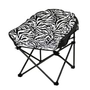 Idea Nuova Urban Shop Zebra Lounge Chair