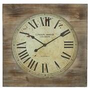 Aspire 27'' London Bridge Station Square Wall Clock