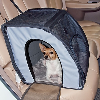 K&H Manufacturing Travel Safety Pet Carrier; Medium