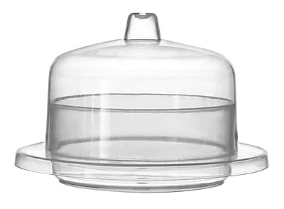 Fineline Settings, Inc Tiny Temptations 2 oz. Cereal Bowl; Clear