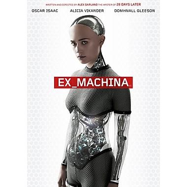 Ex Machina (Blu-ray)