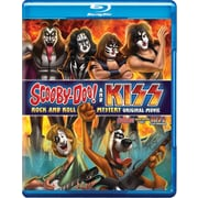 Scooby-Doo! & Kiss – Mystère Rock and Roll (Blu-ray/DVD)