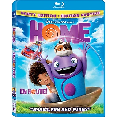Home (Blu-ray/DVD)