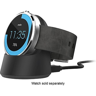 Motorola Wireless Charging Dock for Moto 360 Smart Watches