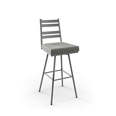 Amisco Stage Swivel Metal Counter Stool 26