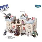Papo Weapon Master Wooden Modular Castle