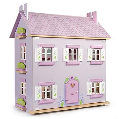 Le Toy Van – Maison de poupée lavande de grand format