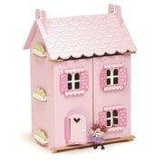 Le Toy Van My First Dreamhouse with Furniture Set Medium Size Dollhouse