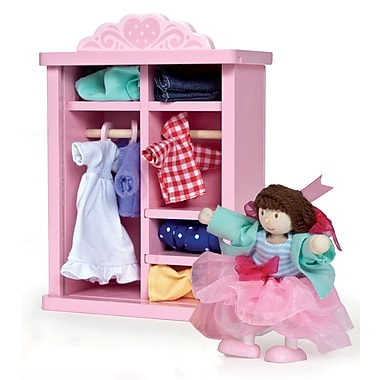 Le Toy Van Daisylane Dressing Up Wardrobe