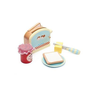 Le Toy Van – Ensemble pour grille-pain avec grille-pain à éjection Honeybake
