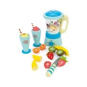 Le Toy Van – Ensemble mélangeur « Fruit and Smooth » avec fruits Velcro pouvant être tranché