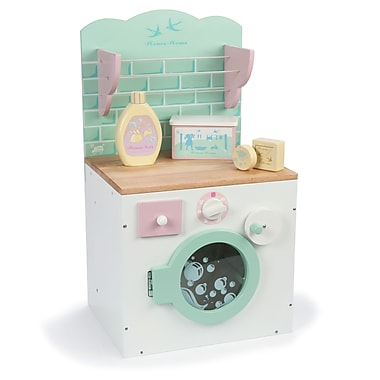 Le Toy Van Pink Washing Machine