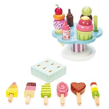 Le Toy Van – Ensemble à gelato et sucette glacée