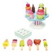 Le Toy Van Gelato Set and Popsicle Set