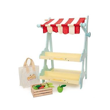 Le Toy Van – Marché Honeybee avec 1 caisse de pommes