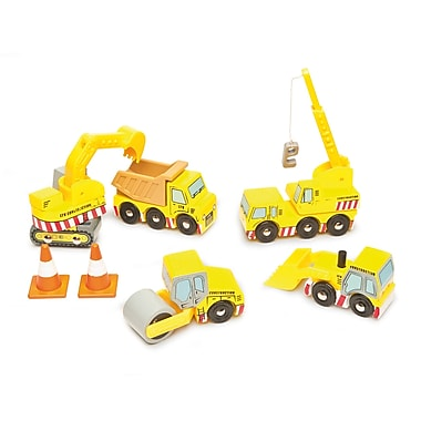 Le Toy Van Construction Set (5 Vehicles)