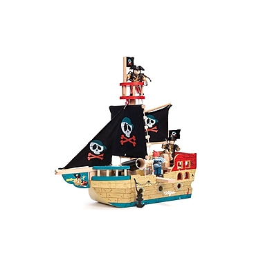 Le Toy Van – Navire-pirate Jolly