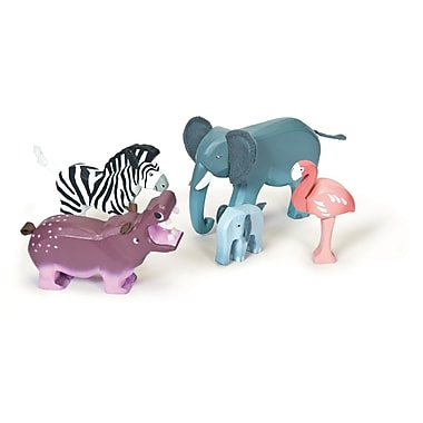 Le Toy Van Zambezi Wild Animal Set