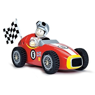 Le Toy Van – Voiture de course rouge
