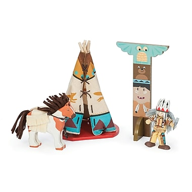 LE TOY VAN TIPI CAMP SET