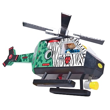 LE TOY VAN HELICOPTER RESCUE SET