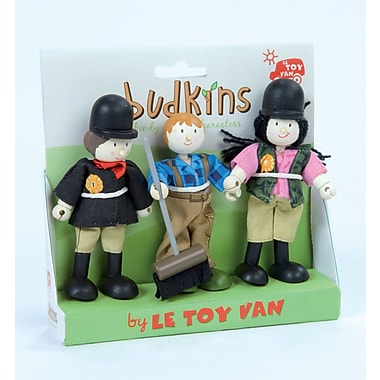 LE TOY VAN BUDKINS EQUESTRIAN GIFT PACK