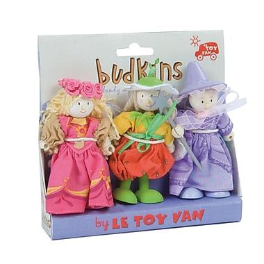 Le Toy Van – Ensemble cadeau de fées Budkins