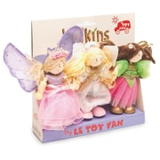LE TOY VAN BUDKINS TRUTH FAIRIES GIFT PACK