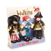 LE TOY VAN BUDKINS PIRATES GIFT PACK