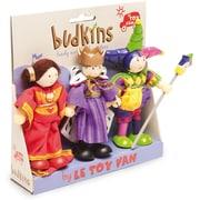 Le Toy Van – Coffret-cadeau Budkins cour royale