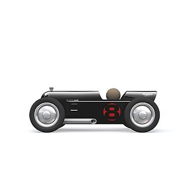 Baghera – Mini voiture en métal, Thunder, 400, noir