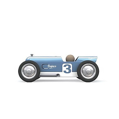 Baghera 401 Thunder Mini Metal Car, Blue
