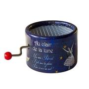PML BPM123 Au clair de la lune Hand Crank Musical Box