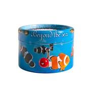 PML BPM173 Beyond the Sea (Finding Nemo Theme Song) Hand Crank Musical Box