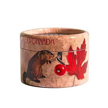 PML BPM162 O'Canada Hand Crank Musical Box
