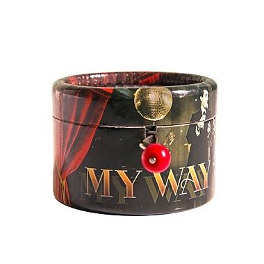 PML BPM163 My Way Hand Crank Musical Box