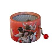 PML BPM121 Love story Hand Crank Musical Box