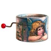 PML BPM154 Jingle Bells Hand Crank Musical Box