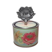 PML SOC210 Socle Casting Wind-up Musical Boxes, Flower Key