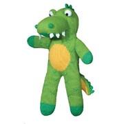 Zubels – Poupée ALL12 Alligator tricotée à la main 12 po