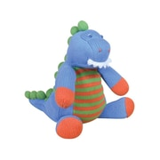 "Zubels DIN12 Rawrr Dino 12"" Hand Knitted Doll"
