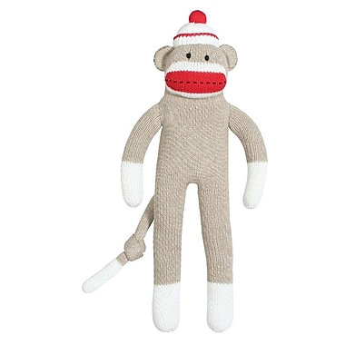 Zubels JPL18-RD Sock Monkey -18