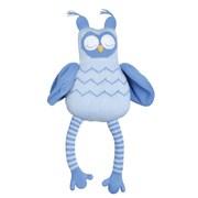 Zubels – Poupée de hibou bleu OWL12-BL de 12 po tricotée à la main