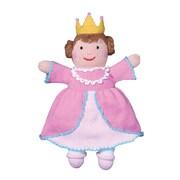 Zubels - Poupée PRN24 Princess Milly tricotée à la main, 24 po