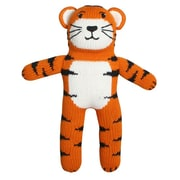 Zubels – Poupée tricotée à la main, Kai le tigre, TIG12, 12 po