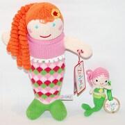 Zubels – Ensemble-cadeau poupées, sirènes, 4 et 12 po
